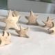 Earthenware starfish