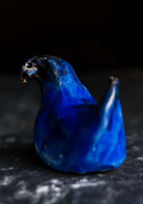 Earthenware chicken