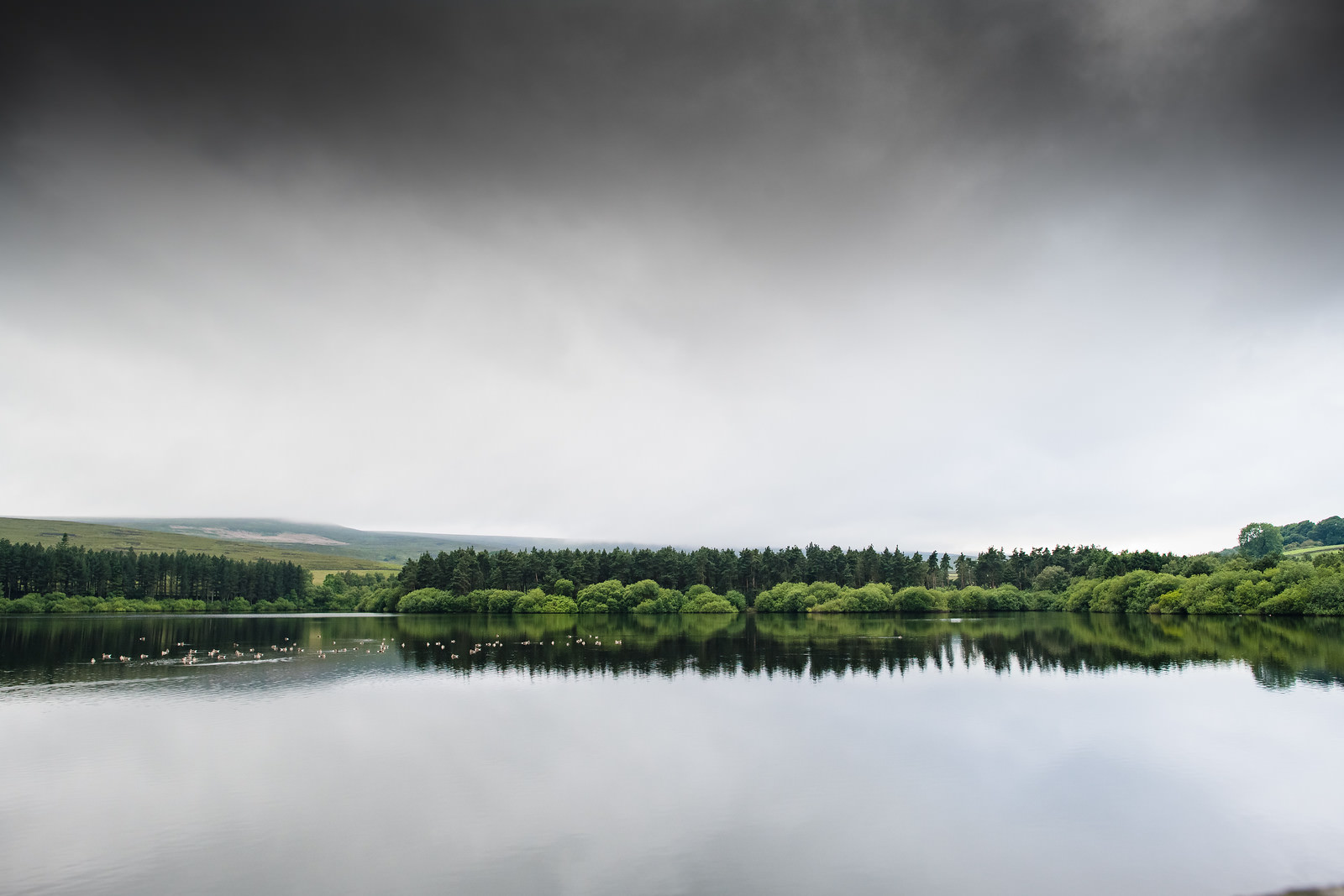 Quiet reservoir