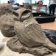 Owl sculpt